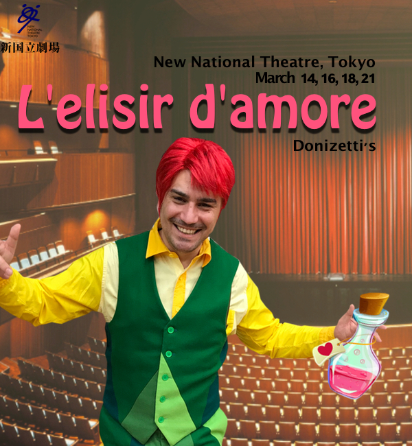LElisir damore and Spring Gala Concert in Tokyo
